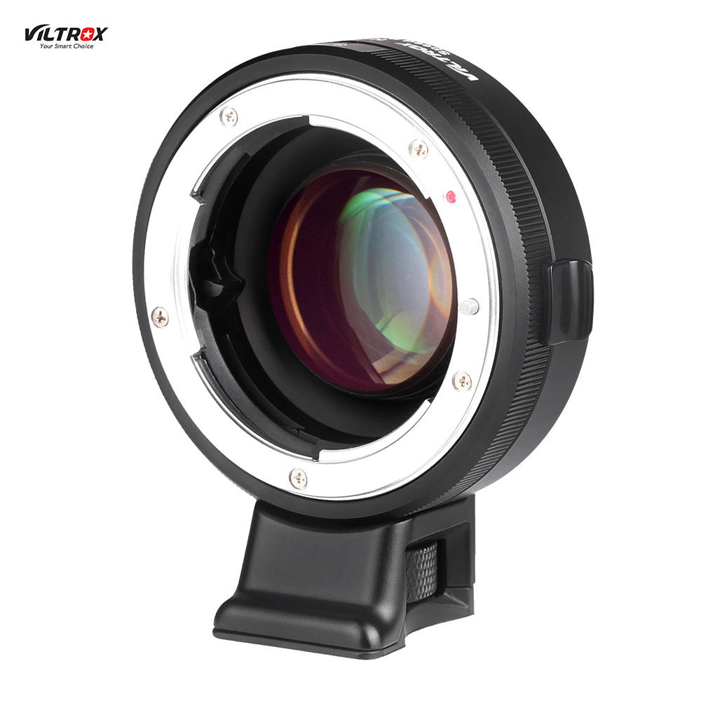 Original VILTROX NF-E Manual-focus F Mount Lens Adapter