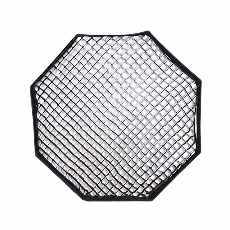37 Octagon Honeycomb Grid Softbox With Flash Mounting For: Godox Octagon 95cm Grid Honeycomb Softbox Bowens Mount For