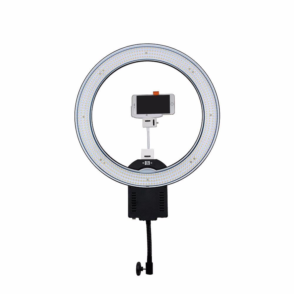 Led Ring Light Studio: NanGuang CN-R640 V2 Photography Video Studio 640 LED
