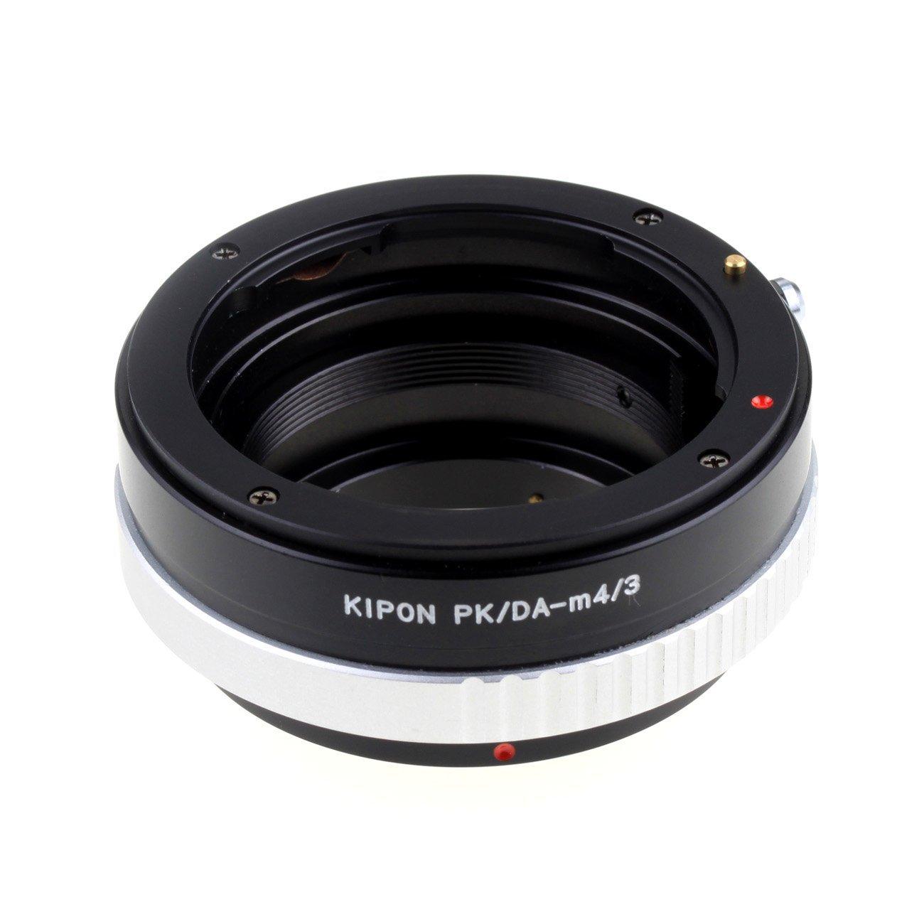 Kipon Pentax PK/DA Lens to Olympus/Panasonic Micro Four